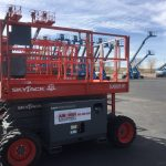 4x4 Scissor Lifts